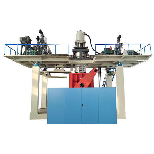 Online Exporter 200l Plastic Blue Drum Blowing Machine -