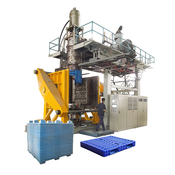 100% Original Factory Semi Auto Pet Blow Molding Machine -