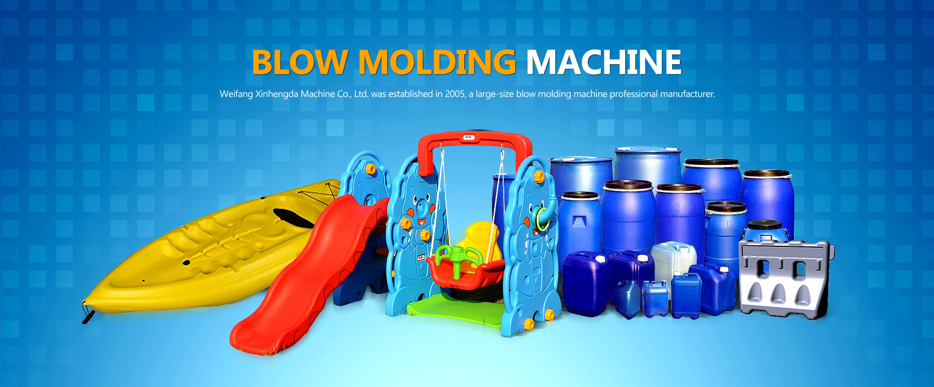Pumutok Moulding Machine