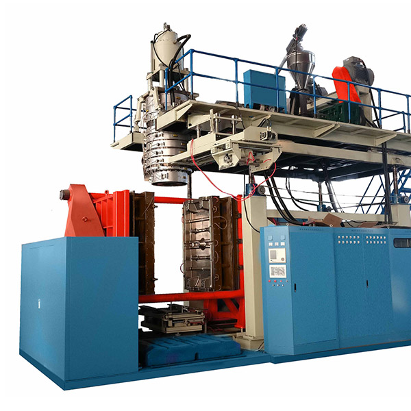 8 Year Exporter Automaic Plastic Drums Making Machine -