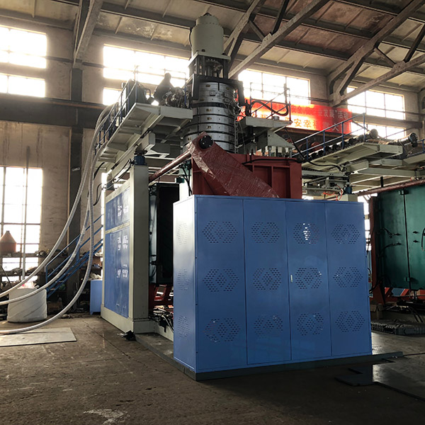 2017 High quality Full Automatic Extrusion Used Blow Moulding Machine -