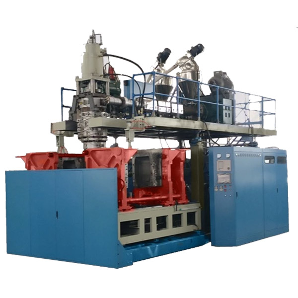 New Delivery for Automatic Bottle Blowing Machine -