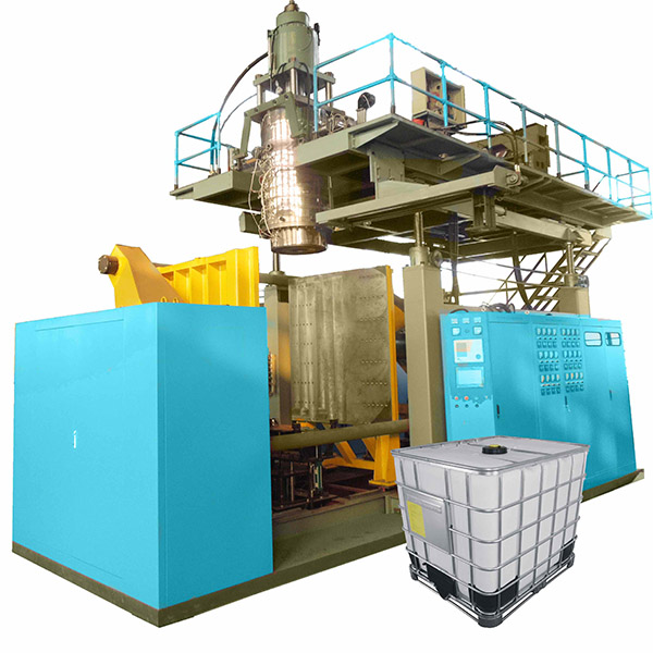 China Cheap price Plastic Bag Blow Molding Machine -