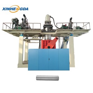 solar water tank blow molding machine