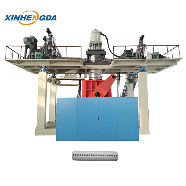 OEM manufacturer Shampoo Bottle Blow Molding Machine -