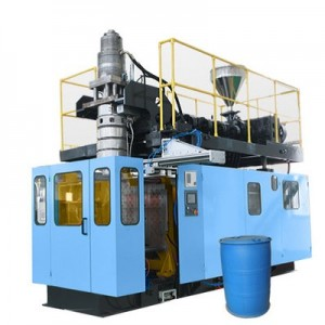 China Gold Supplier for Plastic Barrel Blow Mold -