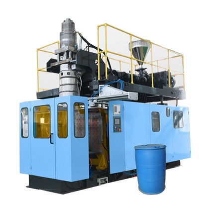Renewable Design for 2000 Litre Plastic Drum Blow Molding Machine -